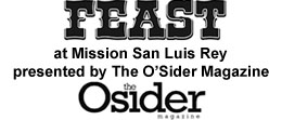 Feast at Old Mission San Luis Rey